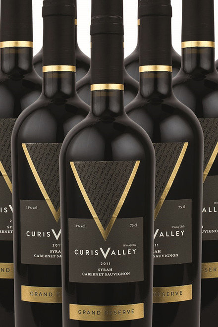 Curis Valley  Syrah/Cabernet Sauvignon Grand Reserve