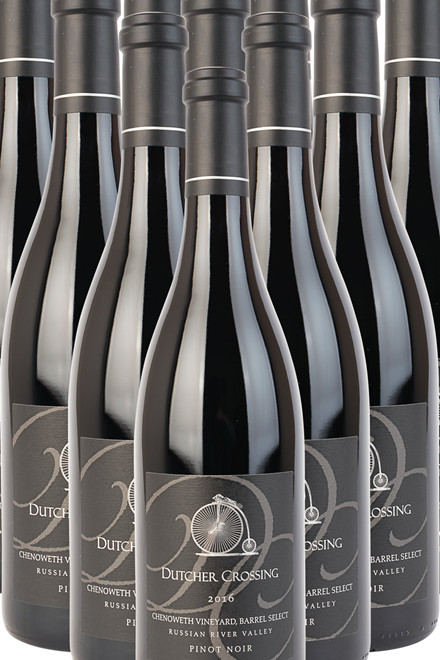 Dutcher Crossing Pinot Noir Plus Barrel Selection