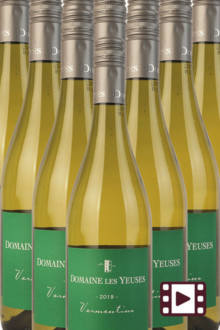 Domaine Les Yeuses Vermentino