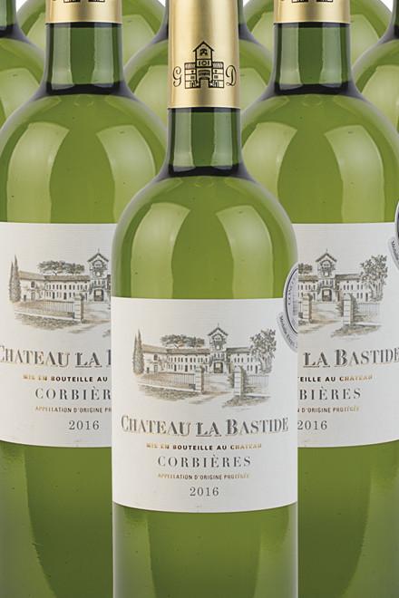 Château La Bastide Tradition Blanc AOP