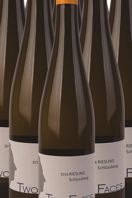 Two Faces Riesling Schlossberg