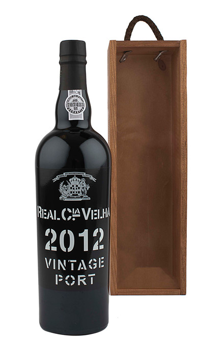 Real Companhia Velha Vintage 2012