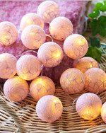 Bolette Pure Rose 20 Lights
