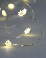 Silke Daisy flower String Light 20 LEDs