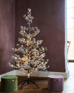 Alfi  Tree, H1,2m 70LEDs, Snow
