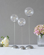 Pure Trio 3-glass balls w/remote