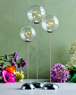 Pure Trio 3-glass balls 18-21,5-25cm