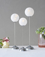 Cloudy TRIO balls 3pcs. w/remote