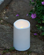 Theo cementary candle H:12.5 D:7.5 cm