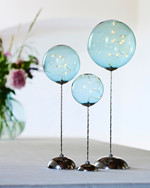 Pure XL TRIO Balls 3pcs. w/remote blue