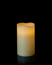 Tenna LED candle 12,5 cm cream