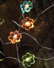 Pusle Flower String Light 20 LEDs
