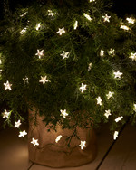 Trille Star String Light 3,9 m green