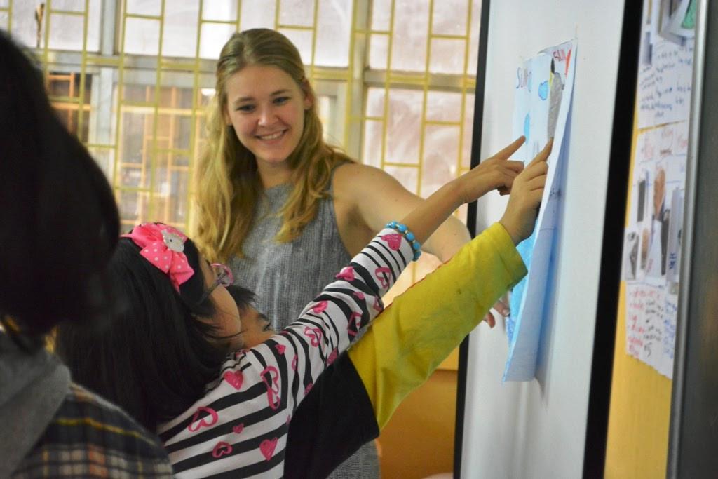 praktik i udlandet pædagog