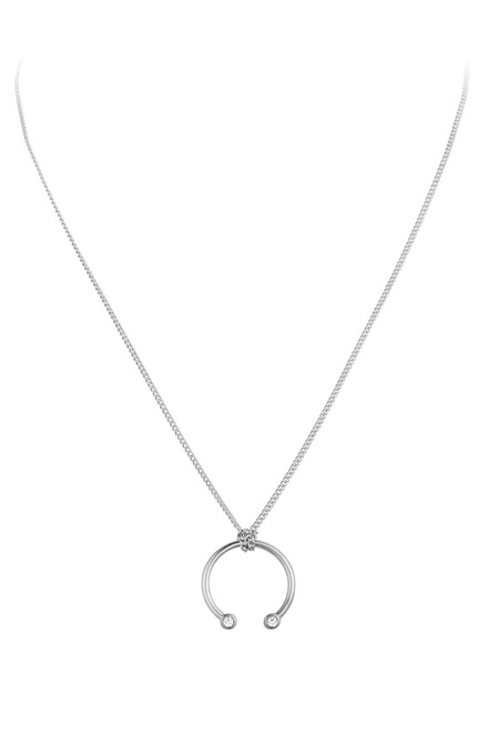 DYRBERG/KERN DOVEA NECKLACE 340793
