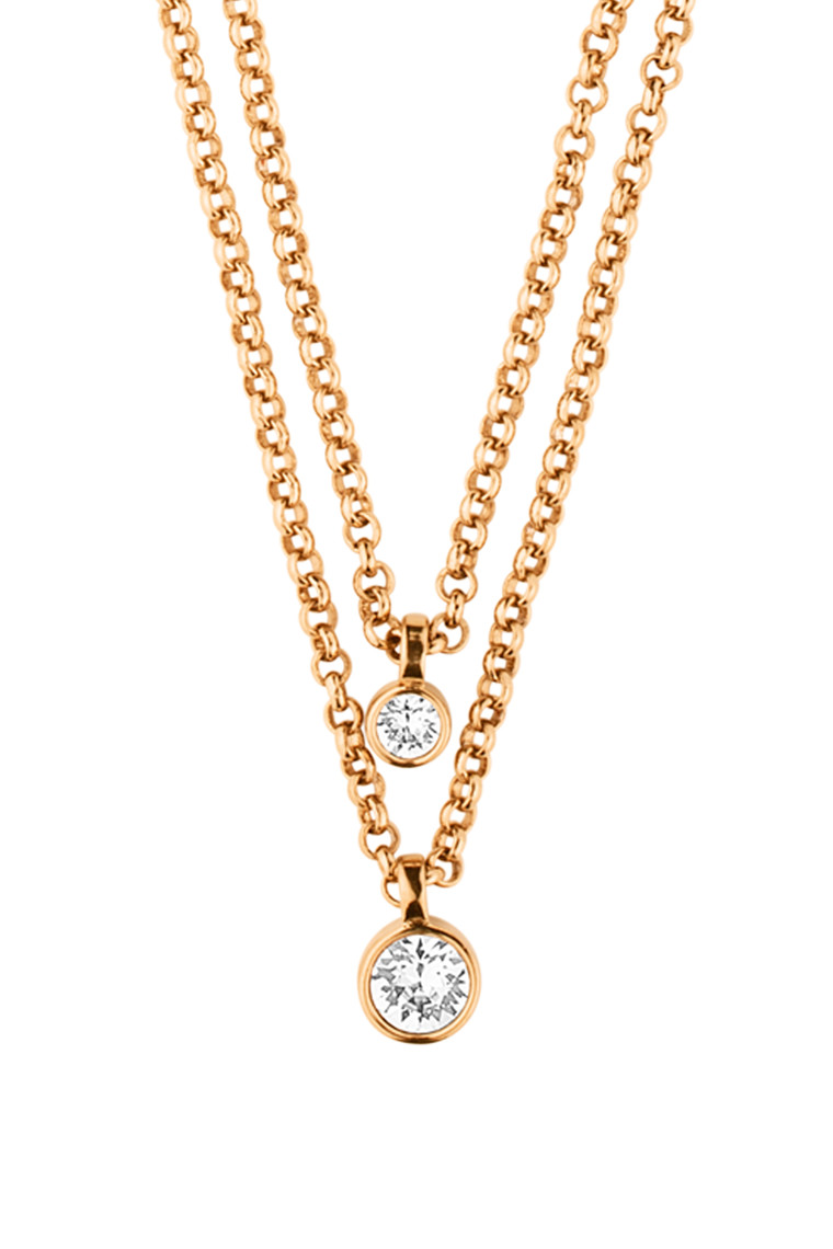DYRBERG/KERN FULLI NECKLACE 338054