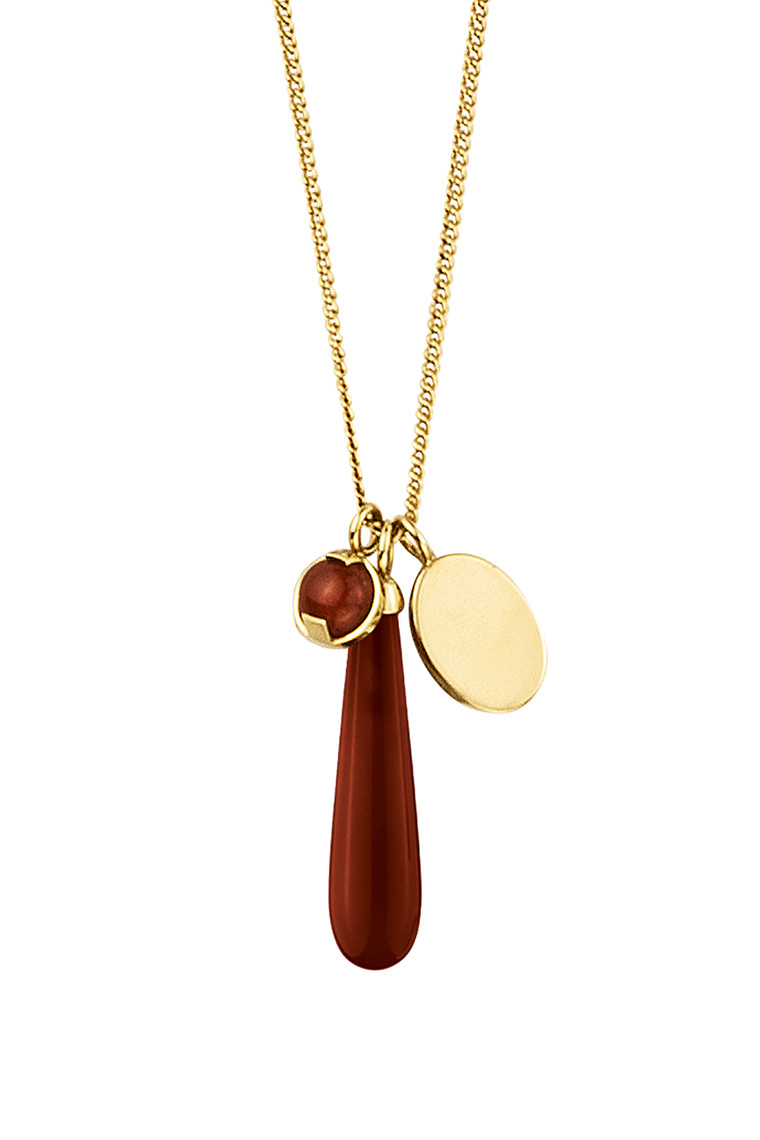 DYRBERG/KERN LENNOX NECKLACE 350546