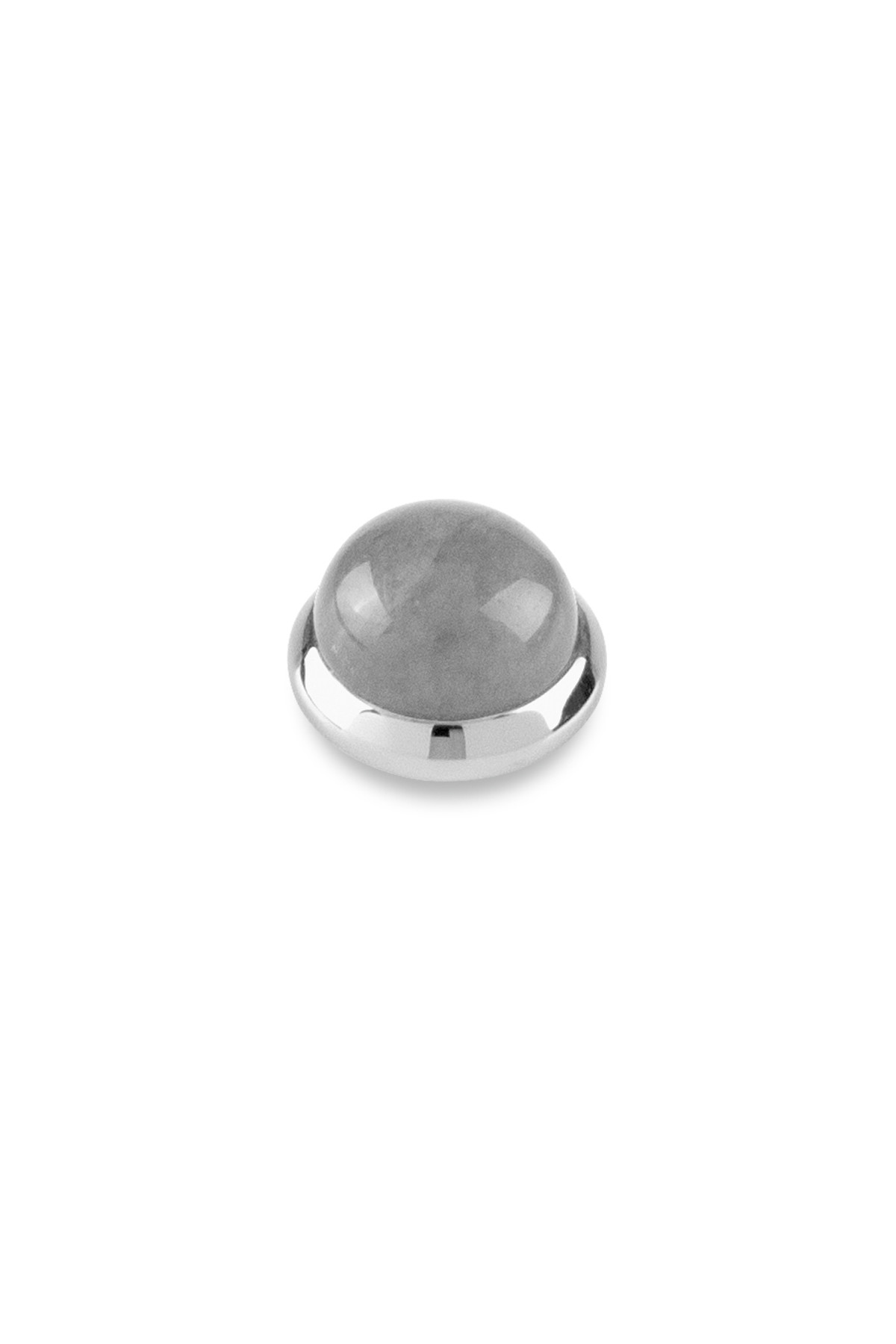 Image of DYRBERG/KERN BUD TOPPING 351359 (Silver, Grey, ONESIZE)