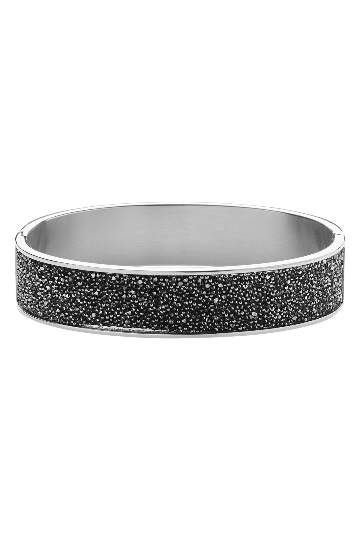 DYRBERG/KERN SHINE ARMBÅND 334521 (Silver, Grey, II)