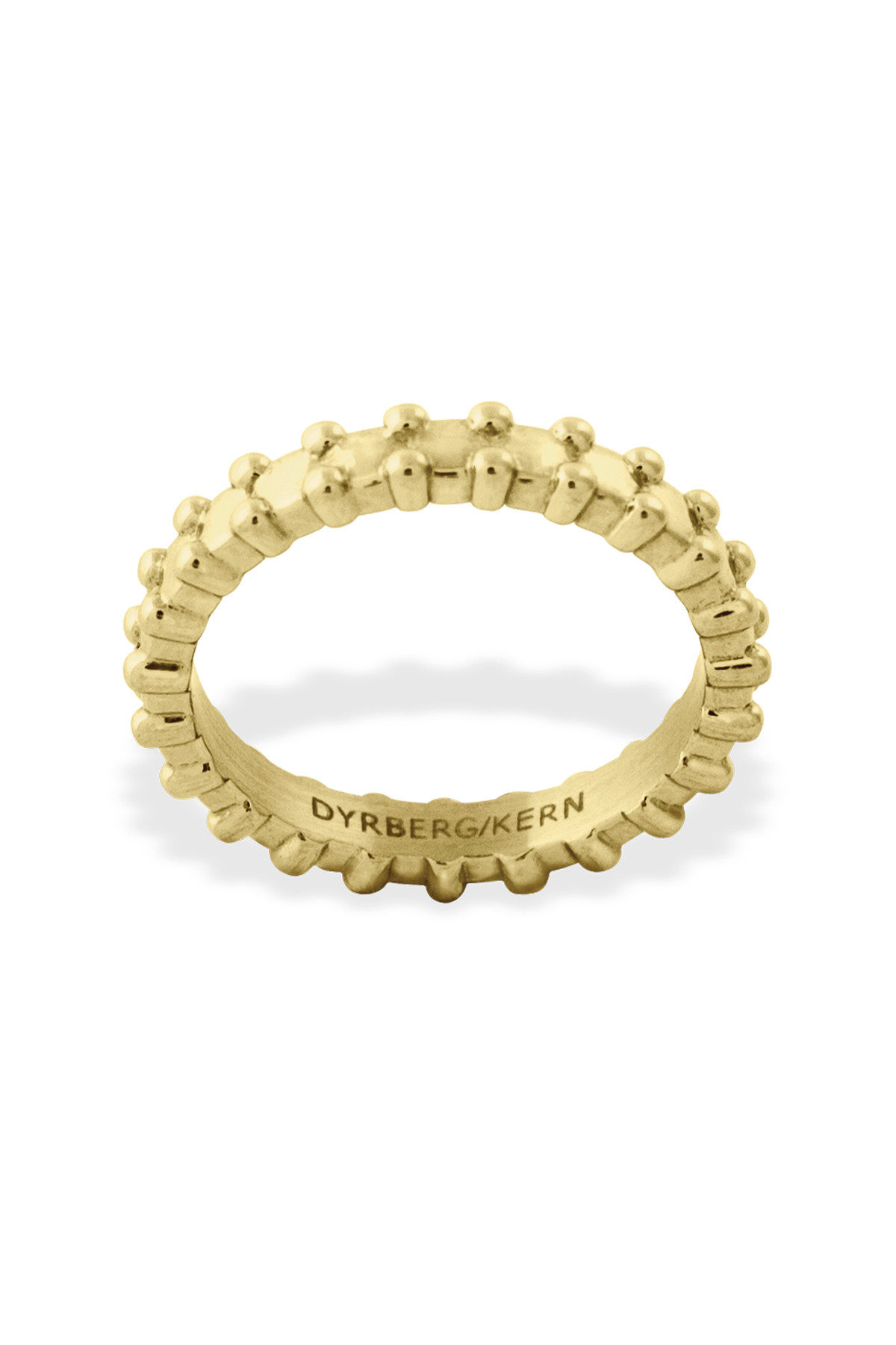 Image of   DYRBERG/KERN SPACER A RING 340088 (Gold, I/51)