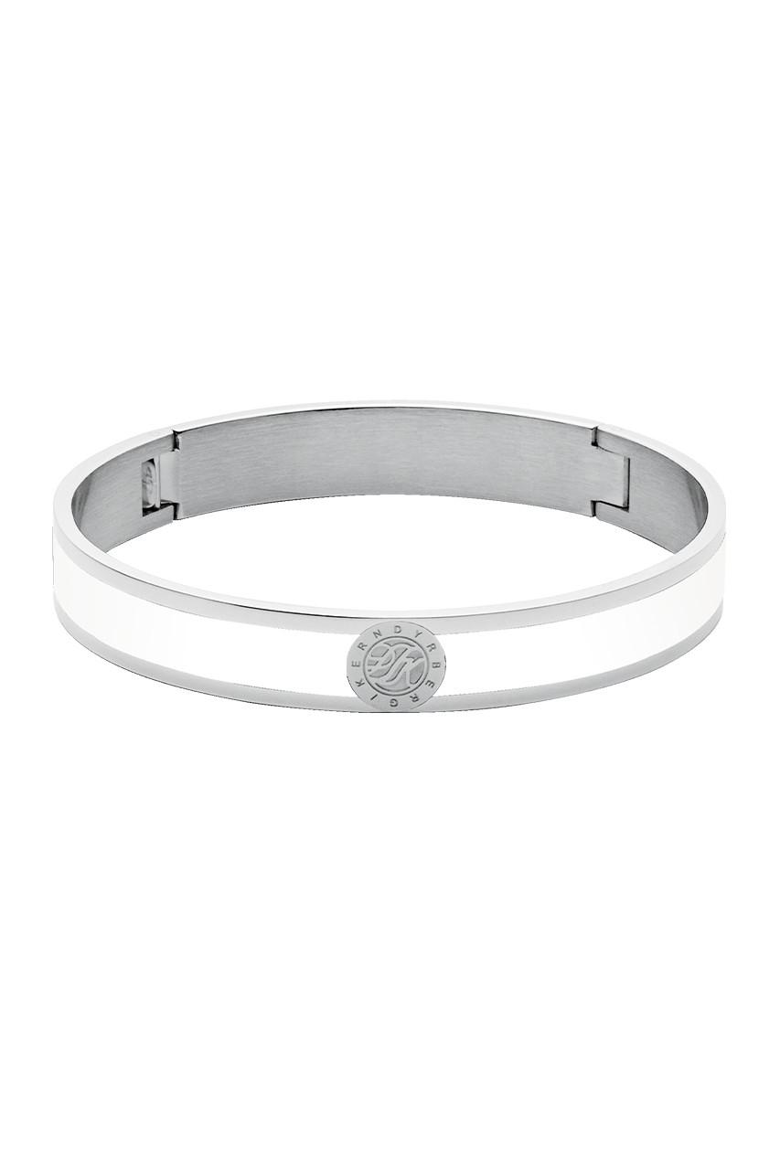 DYRBERG/KERN PENNIKA ARMBÅND 343292 (Silver, White, I)