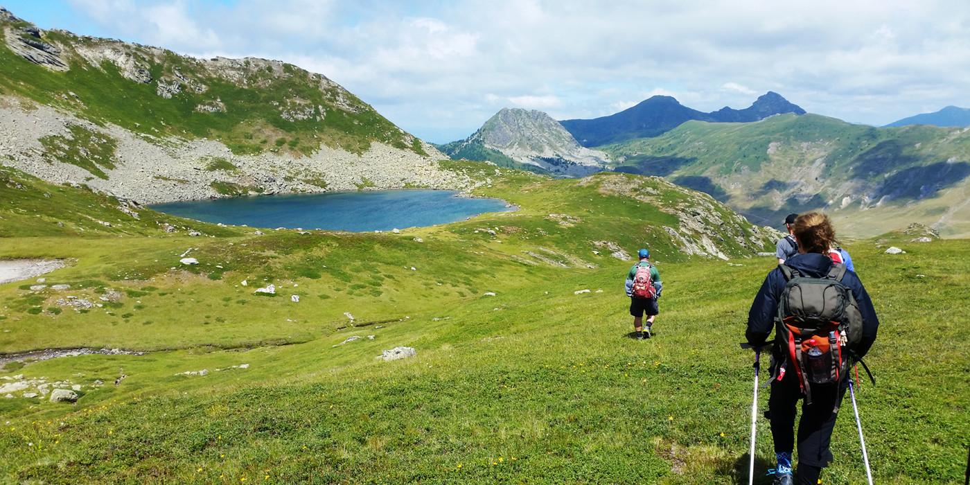 Vandring I Albanien Trekking I De Albanske Alper