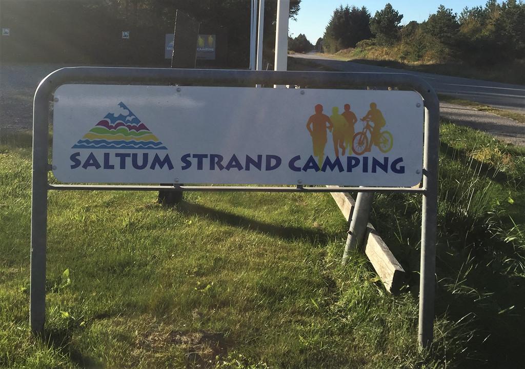 saltum strand camping