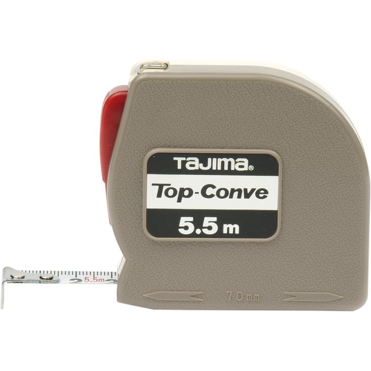 Tajima båndmål 5,5 m Top Conve Kl. 1.