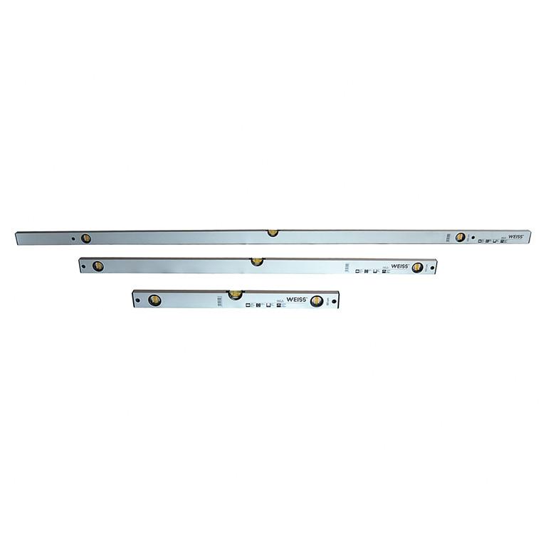 WEISS vaterpas 60, 120 + 200 cm