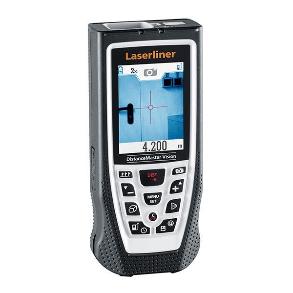LASERLINER Afstandsmåler DistanceMaster Vision 80m - Værktøj -> Laser og måleinstrumenter -> Opmåling -> Afstandsmåler|Værktøj -> Laser og måleinstrumenter -> Opmåling|Værktøj -> Laser og måleinstrumenter|Mærker -> Laserliner
