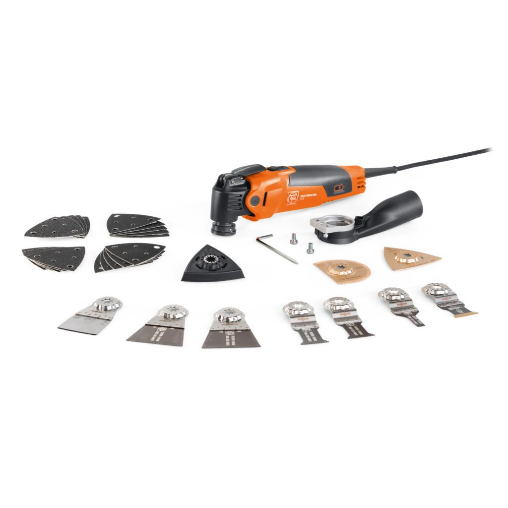 Fein Multimaster MM 500 PLUS TOP - Værktøj -> El-værktøj -> 230V maskiner|Værktøj -> El-værktøj|Diverse|Mærker -> Fein
