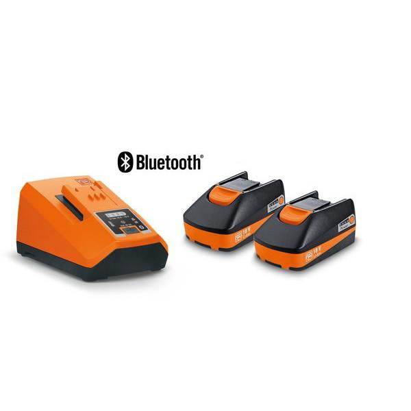 Fein Akku startsæt 18V 3,0Ah med Bluetooth lader - Værktøj|Mærker|Mærker -> Fein