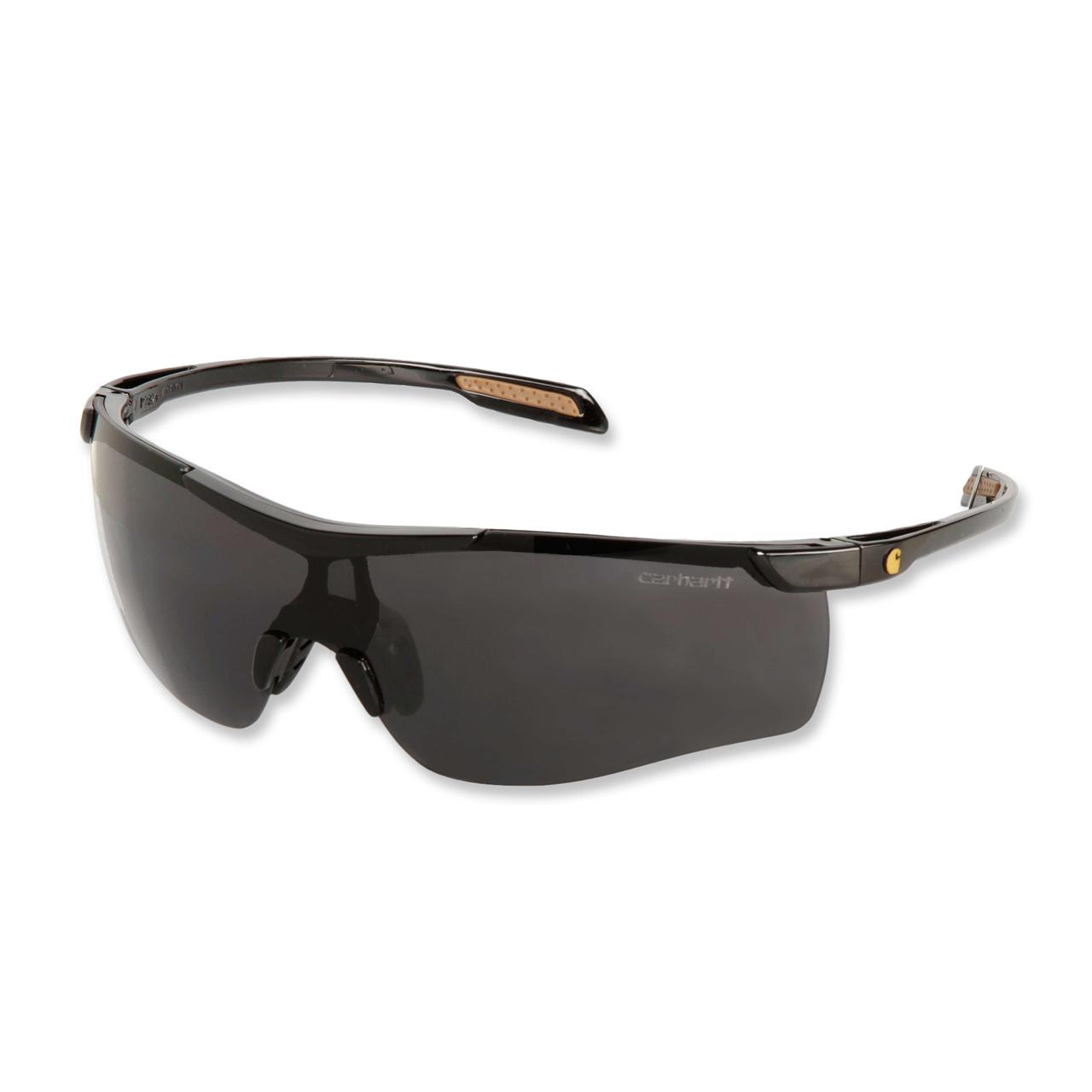 """Carhartt Beskyttelsesbrille Cayce Glasses """"Grey"""" - Mærker Diverse -> Arbejdstøj og sikkerhedssko Diverse Mærker -> Carhartt -> Beskyttelsesbriller Mærker -> Carhartt"""