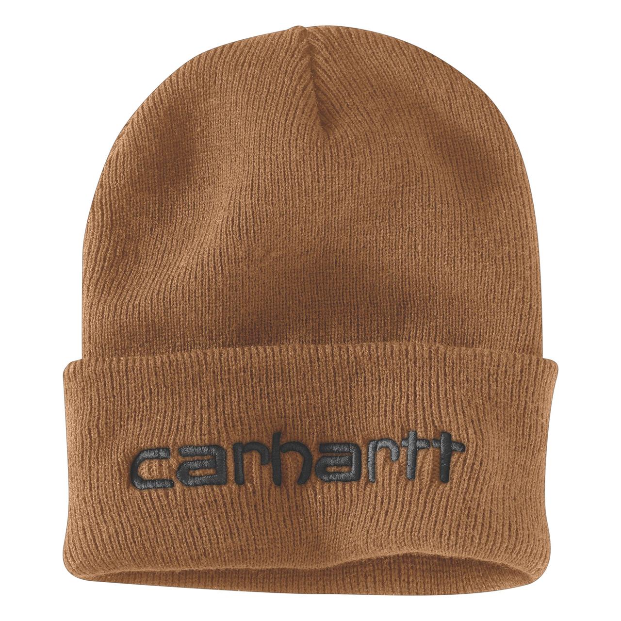 """Carhartt Hue Teller Hat """"Carhartt® Brown"""" - Mærker Diverse -> Arbejdstøj og sikkerhedssko Diverse Mærker -> Carhartt -> Huer Mærker -> Carhartt"""