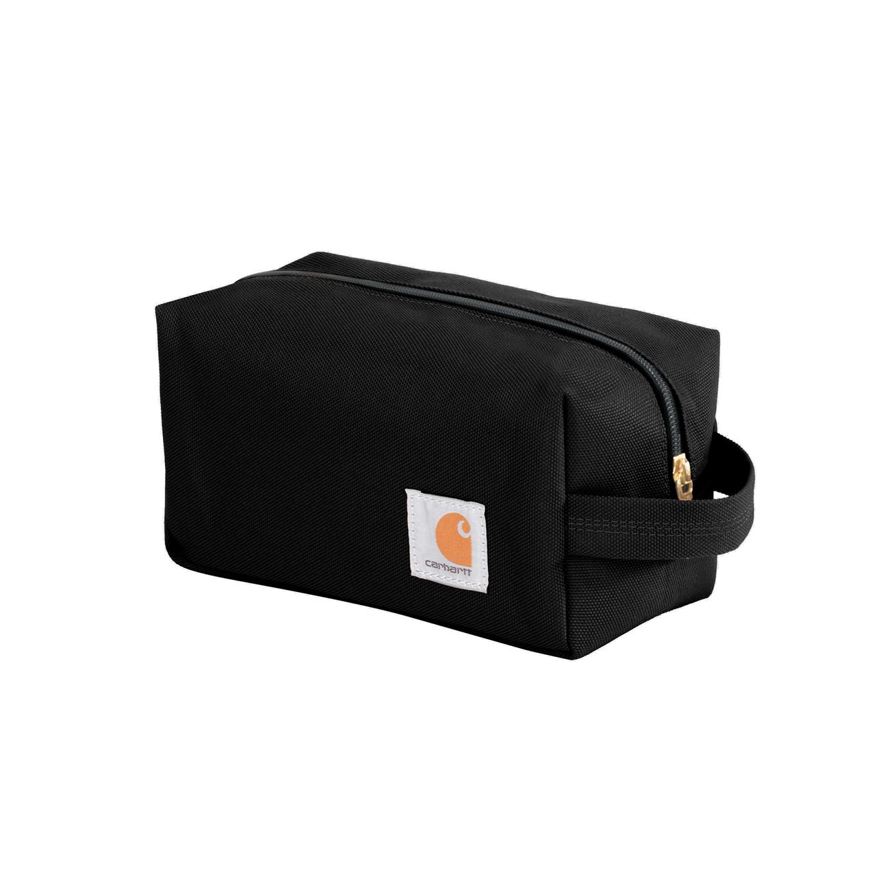 "Køb Carhartt Toiletaske Legacy Travel Kit ""Black"""