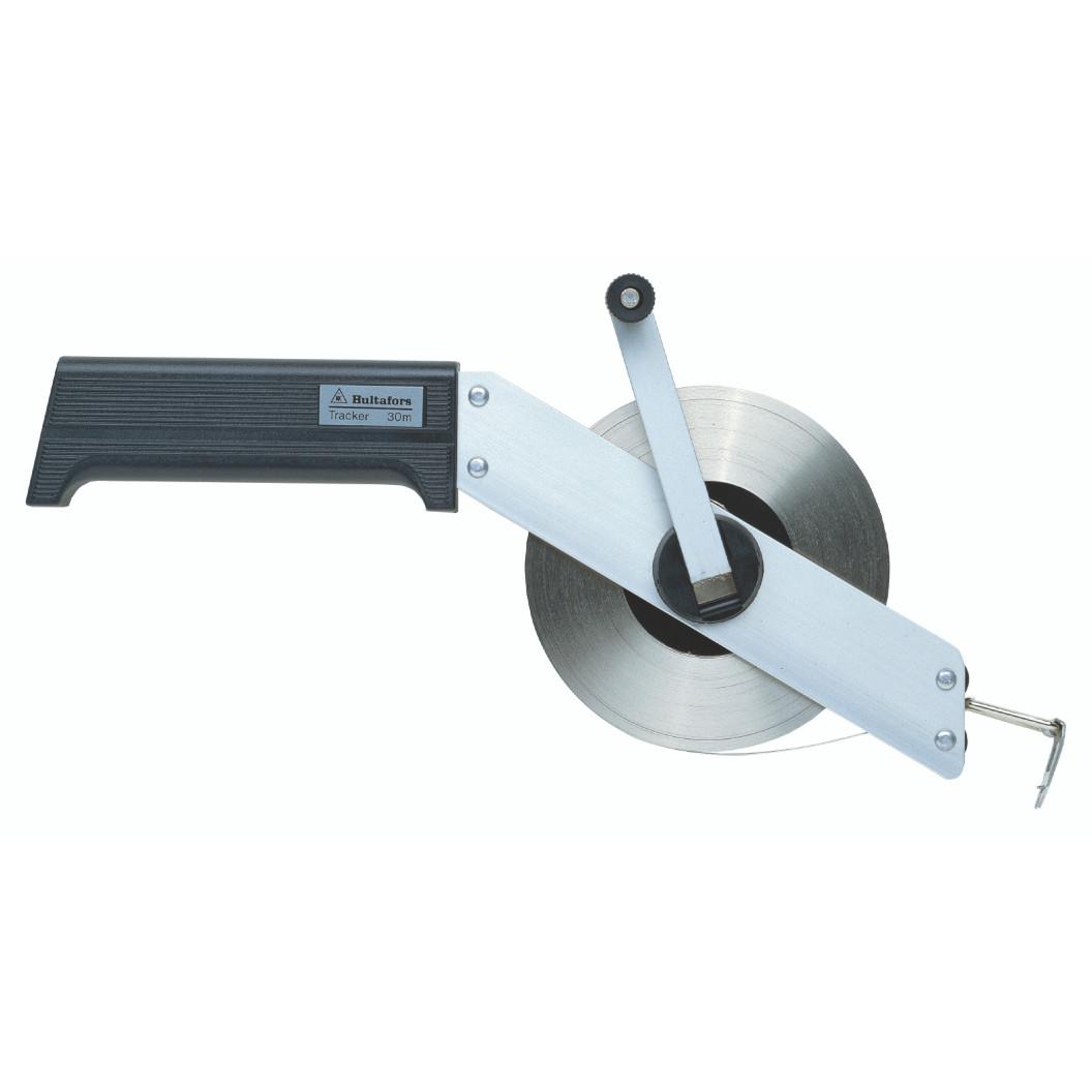 Køb Hultafors Langt båndmål stål TR 20 A