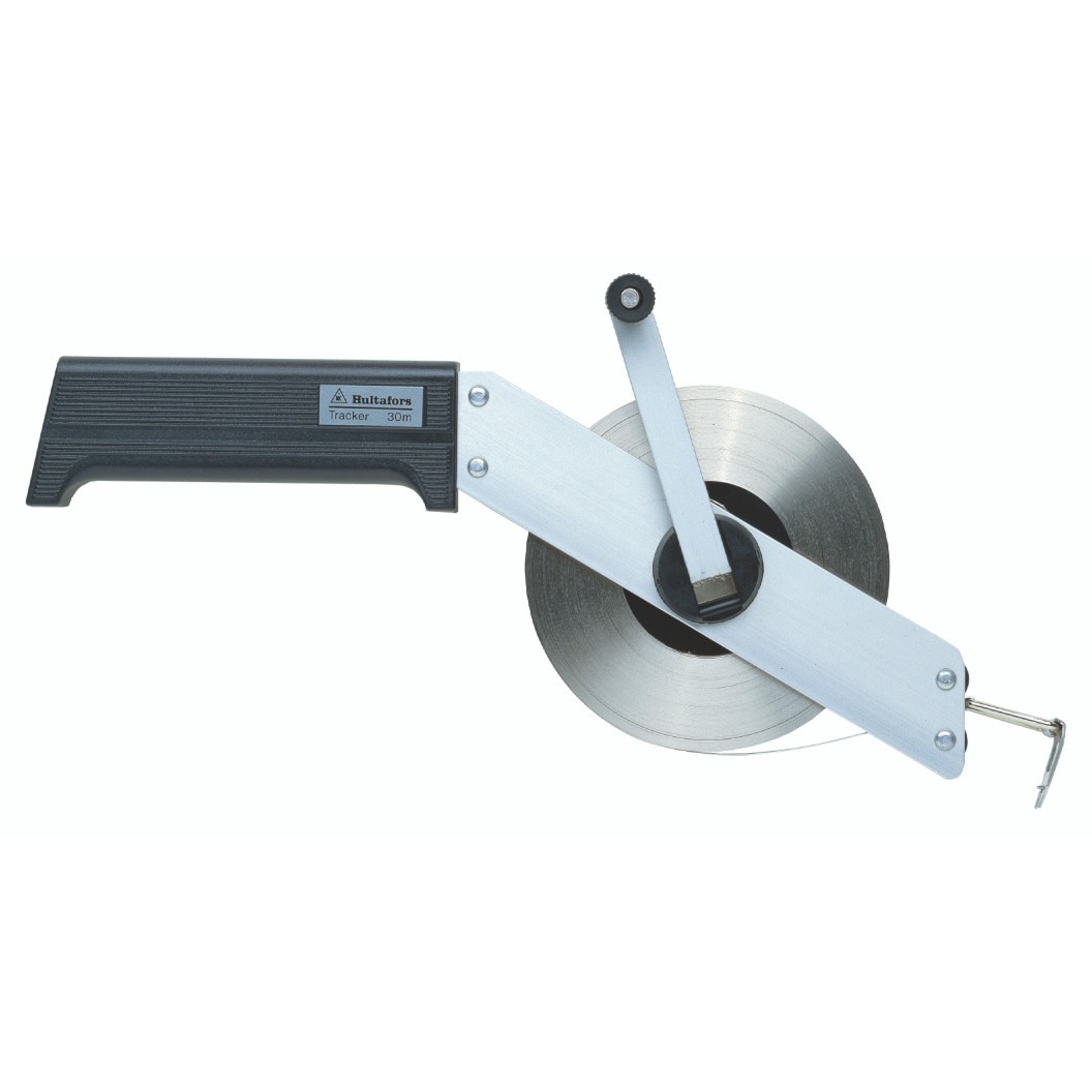 Køb Hultafors Langt båndmål stål TR 30 A