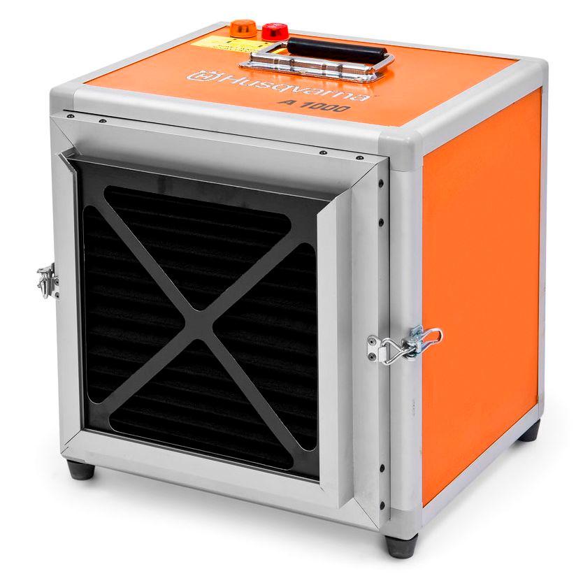 Husqvarna luftrenser A1000 - Klima -> Luftrenser|Klima|Mærker -> Husqvarna|Mærker -> Faggruppe -> Murer|Mærker -> Faggruppe -> Skadeservice