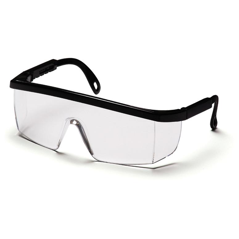 Køb Pyramex beskyttelsesbrille Integra klar