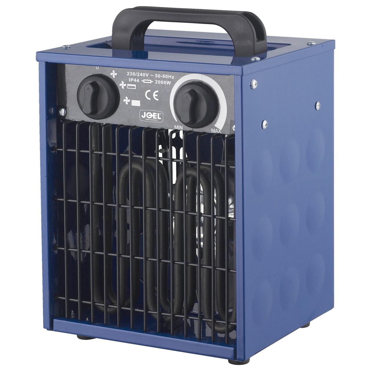 Køb Schneider/Jo-El varmeblæser 2kW 230V