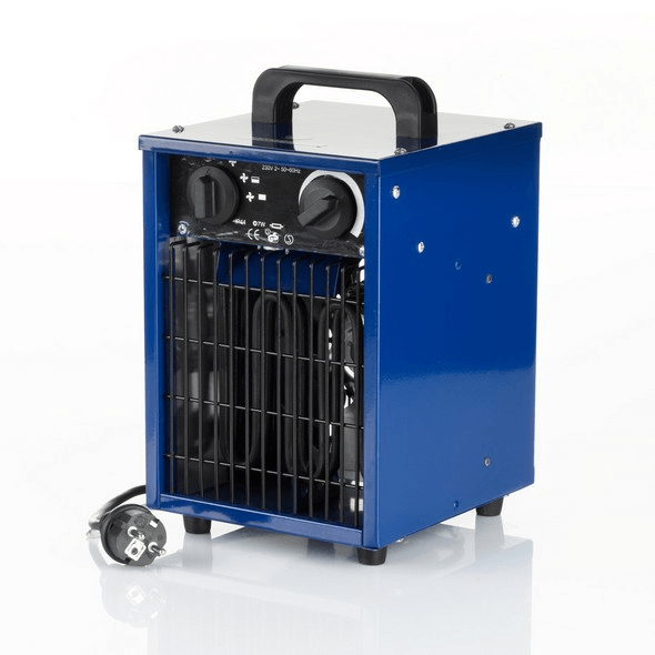 Køb Schneider/Jo-El varmeblæser 3kW 230V