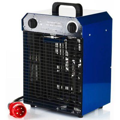 Køb Schneider/Jo-El varmeblæser 9kW 400V