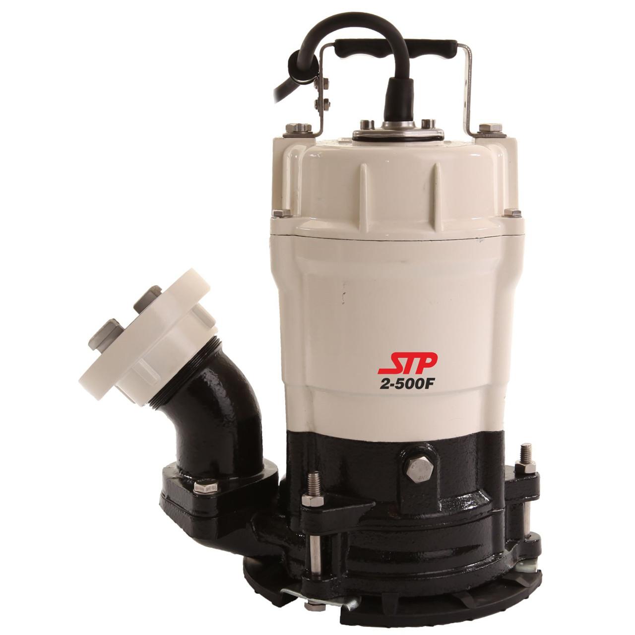 Køb Staring entreprenørpumpe 2″ STP2-500F m/bundsug