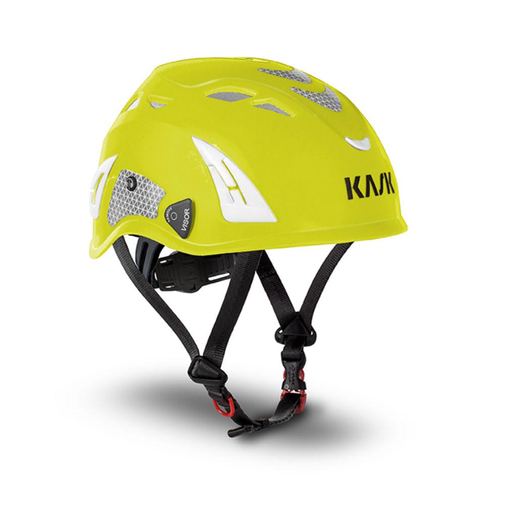 Køb KASK sikkerhedshjelm Plasma HI-VIS gul
