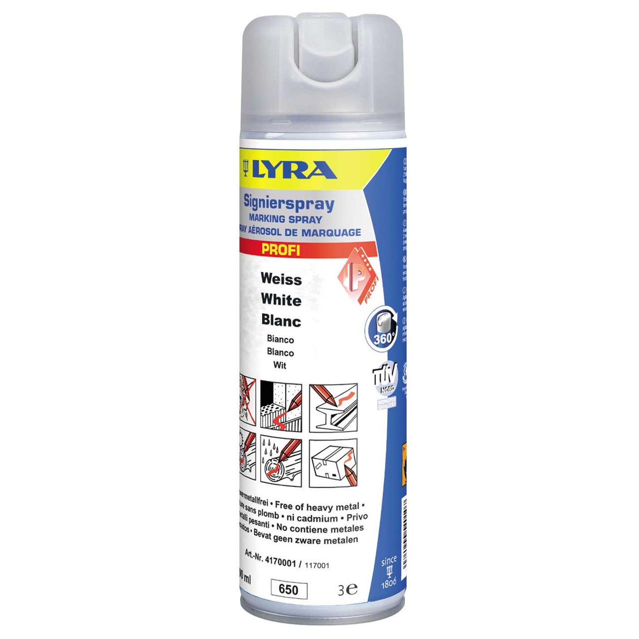 Køb Lyra markeringsspray (4180)