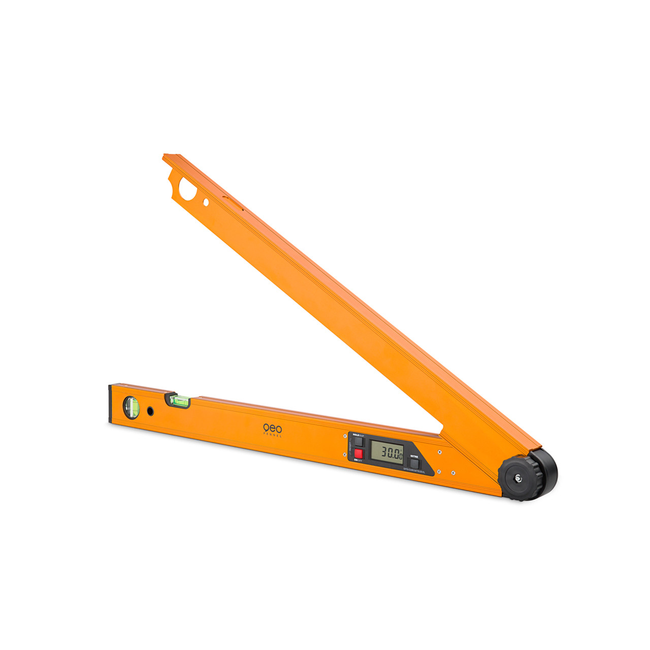 geoFENNEL A-Digit 75 elektronisk vinkelmåler - Værktøj -> Håndværktøj -> Vinkler og vaterpas -> Gradmåler|Værktøj -> Håndværktøj -> Vinkler og vaterpas|Værktøj -> Laser og måleinstrumenter|Mærker -> geo-FENNEL -> geo-FENNEL Måleinstrumenter|Mærker -> geo-FENNEL