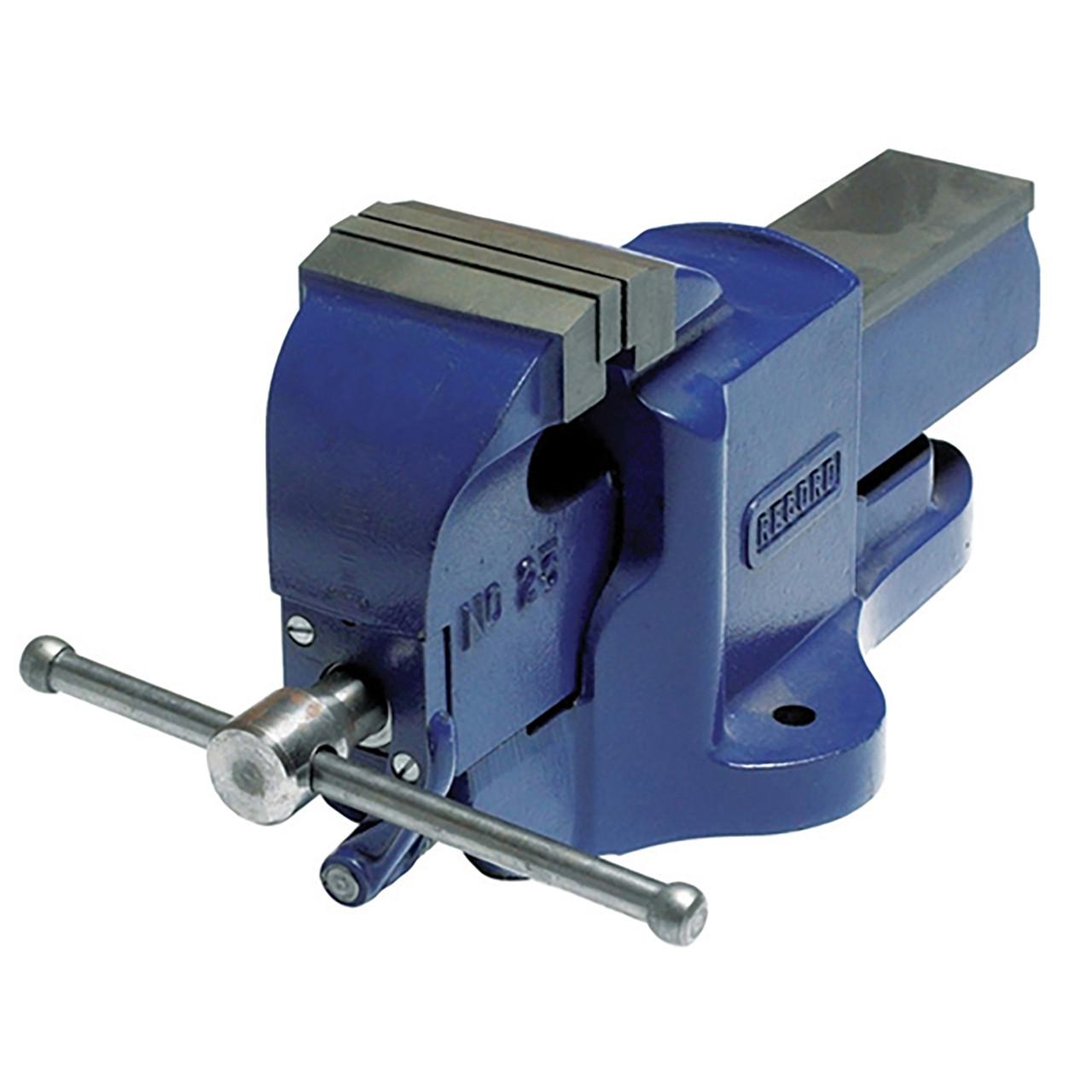 IRWIN Skruestik 115mm - Værktøj -> Håndværktøj -> Spændeværktøj -> Skruestik Værktøj -> Håndværktøj -> Spændeværktøj Værktøj -> Håndværktøj Mærker -> Irwin