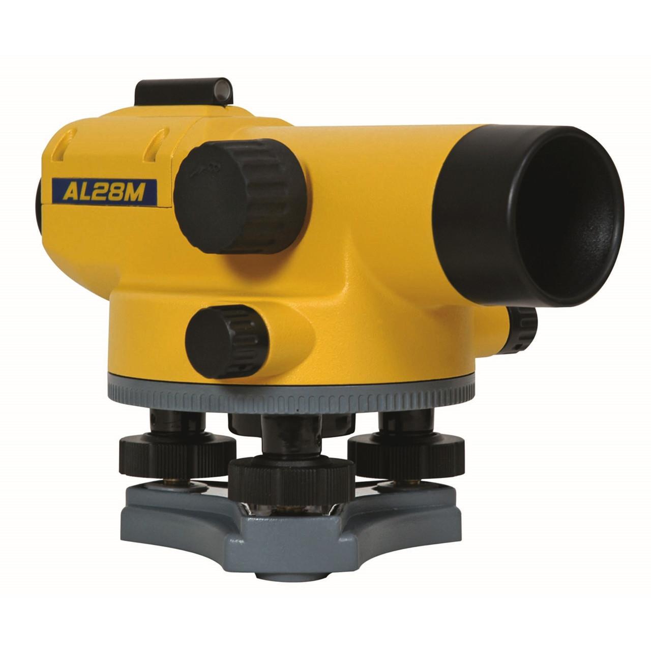 SPECTRA Niveller AL28M 28x forstørrelse - Værktøj -> Laser og måleinstrumenter -> Laser|Værktøj -> Laser og måleinstrumenter -> Opmåling -> Nivellering|Værktøj -> Laser og måleinstrumenter -> Opmåling|Værktøj -> Laser og måleinstrumenter|Mærker -> Spectra