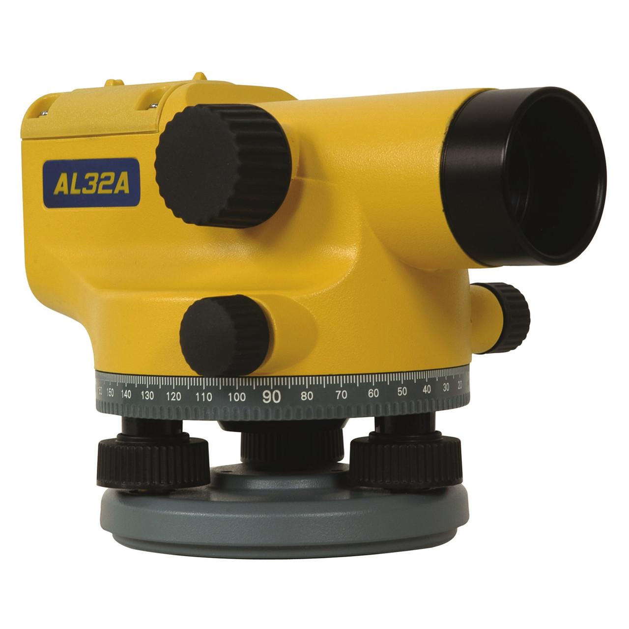 SPECTRA Niveller AL32A 32x forstørrelse luftdæmpet - Værktøj -> Laser og måleinstrumenter -> Laser|Værktøj -> Laser og måleinstrumenter -> Opmåling -> Nivellering|Værktøj -> Laser og måleinstrumenter -> Opmåling|Værktøj -> Laser og måleinstrumenter|Mærker -> Spectra