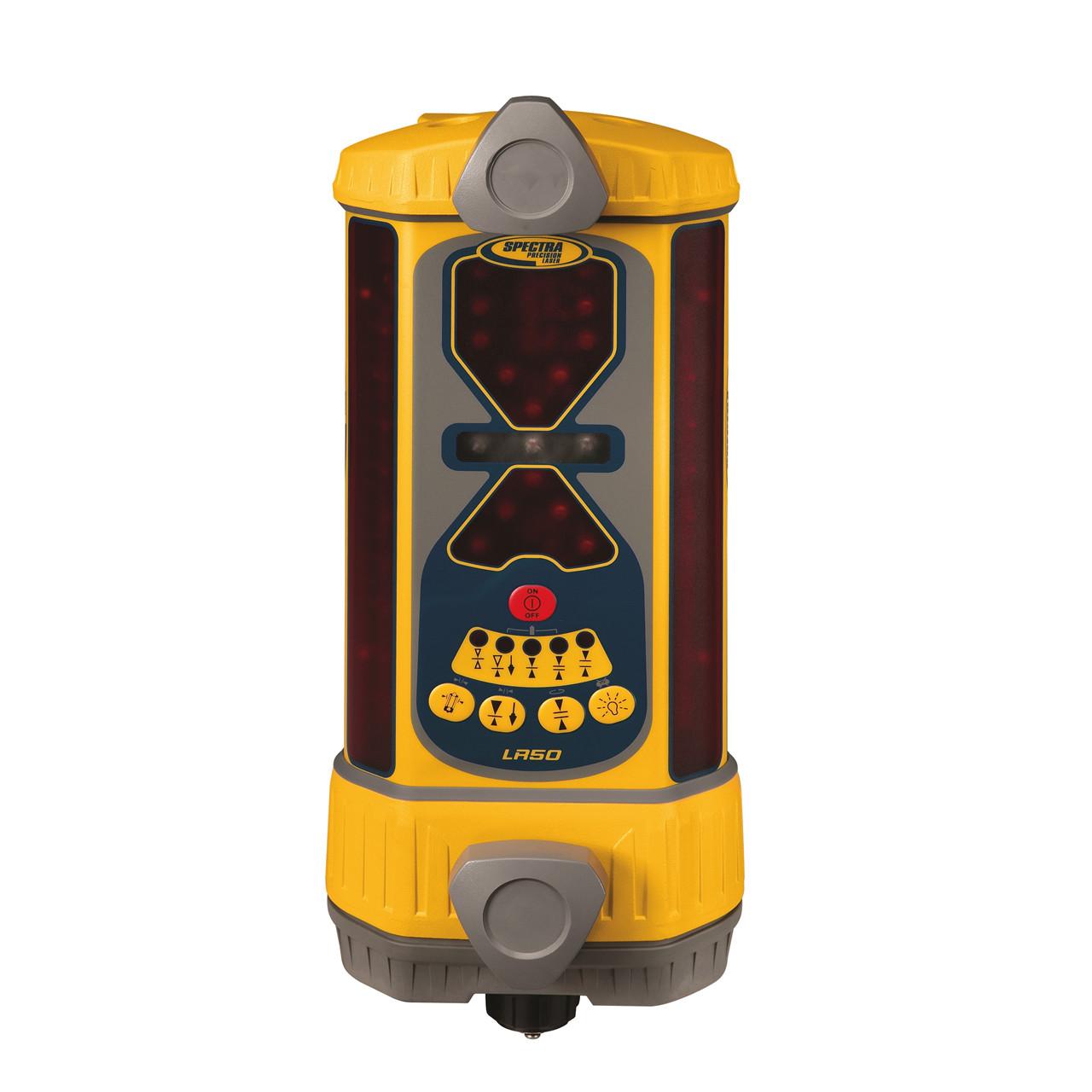 SPECTRA Maskinmodtager LR50 trådløs med display - Værktøj -> Laser og måleinstrumenter -> Laser -> Modtager|Værktøj -> Laser og måleinstrumenter -> Laser -> Maskinmodtager|Værktøj -> Laser og måleinstrumenter -> Laser|Værktøj -> Laser og måleinstrumenter|Mærker -> Spectra -&